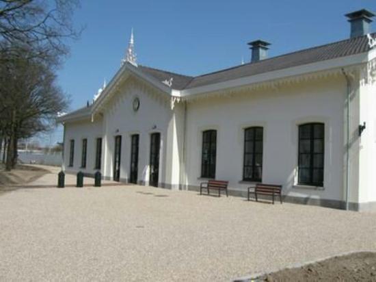 Houten, Ολλανδία: Het oude station