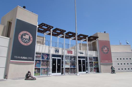 Chula Vista, Kalifornia: Entrance to the souvenir store
