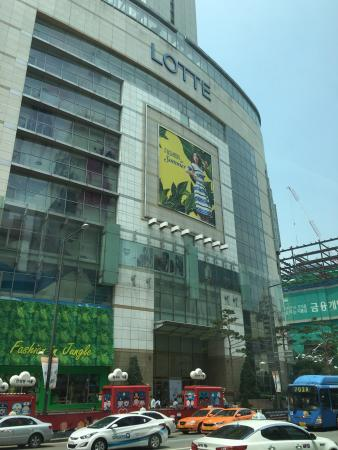Lotteria Lotte Avenuel Store