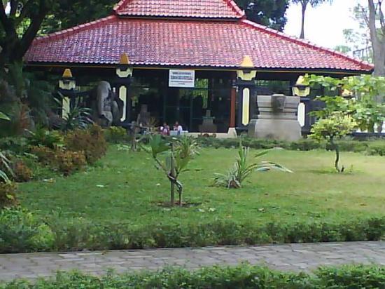 Boyolali, Indonésia: Taman Kota Kridanggo