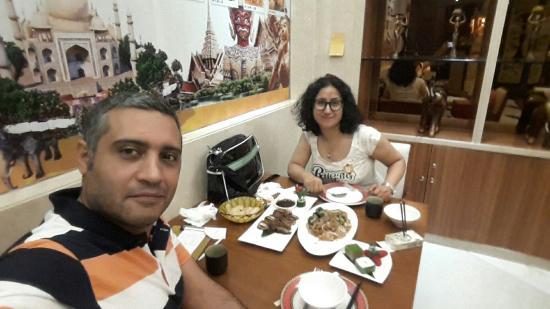 Ruichi Hotel: Restaurant
