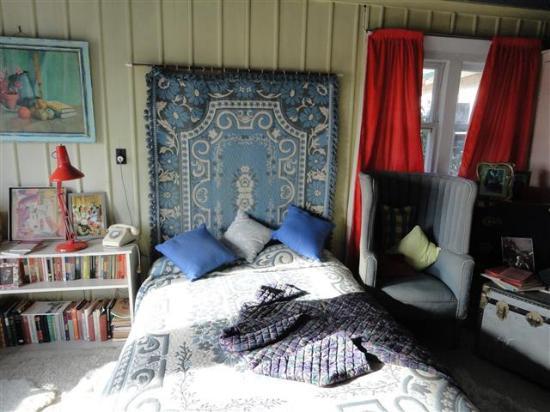 Ngaio Marsh House: Bedroom