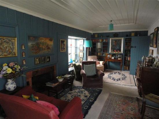 Ngaio Marsh House: Long Room