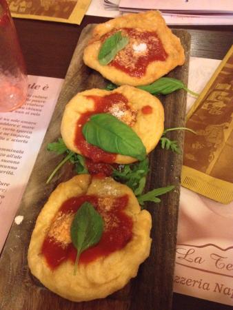 Pizzette - Picture of Pizzeria La Terrazza, Mediglia - TripAdvisor
