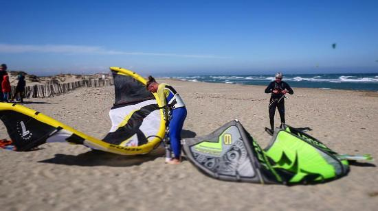 Ecole de Kitesurf We Love Kite