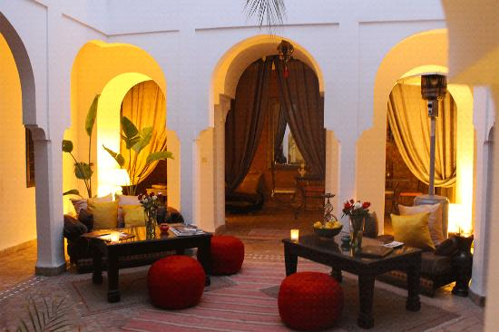 Riad Faiza & Spa Marrakech: Bienvenue au Patio, lieu de rencontre