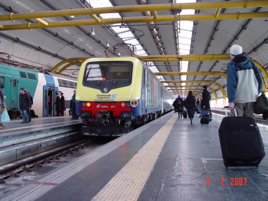 Leonardo Express : Vlak