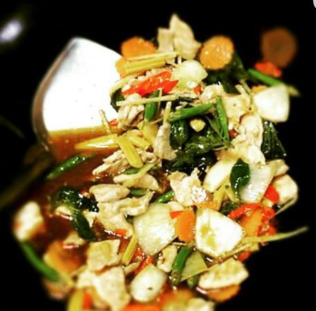 Bolton, UK: Tonge Thai Restaurant
