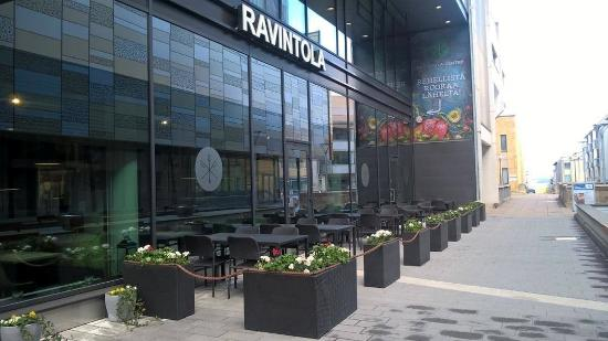 Ravintola Centre