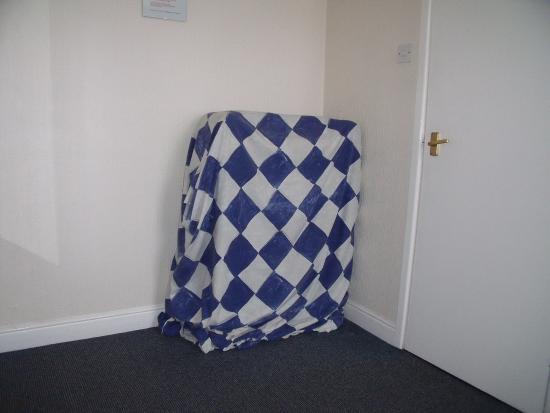 Macclesfield, UK: 3rd fold up bed