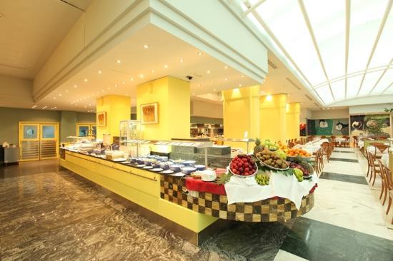Buffet Alameda - Lopesan Costa Meloneras