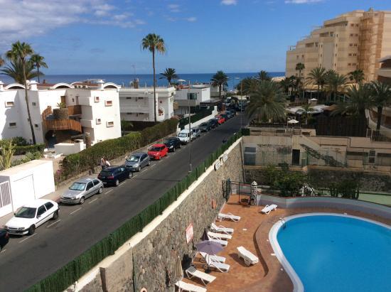 Guinea Apartments, hoteles en Playa del Inglés