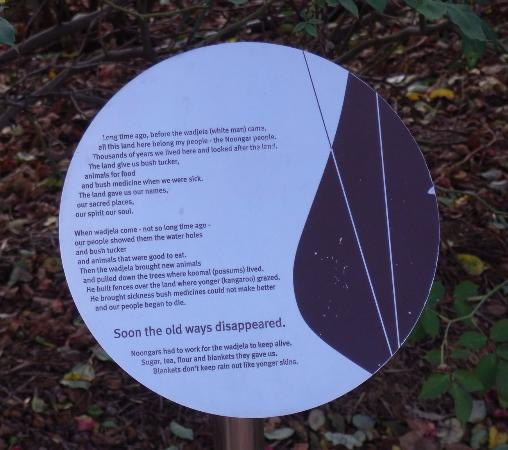 Garden plaque Picture of The Rose Maze Kojonup TripAdvisor