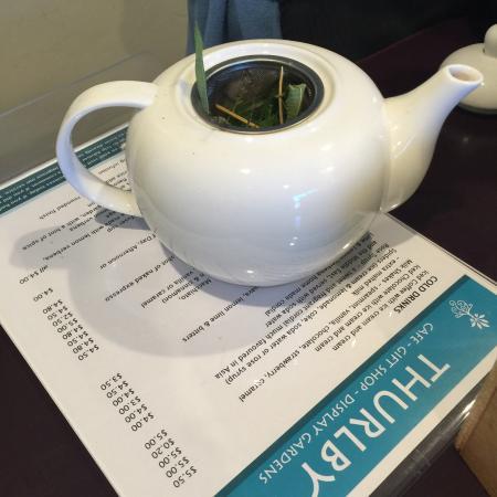 Thurlby Herb Farm Cafe