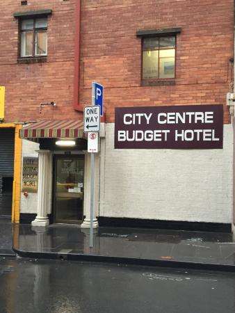 Photo of City Centre Budget Hotel Melbourne