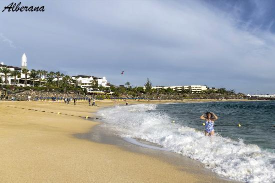 Paseo Maritimo: Playa Blanca, Lanzarote. Diciembre-2015