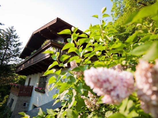 Ferienwohnung Kasererbraeu: Eingang
