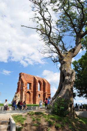 Ruiny Kosciola w Trzesaczu: Trzęsacz, ruiny kościoła