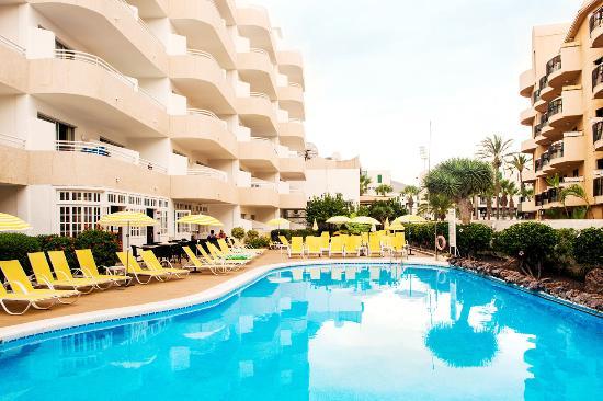 Apartments California: Pool View