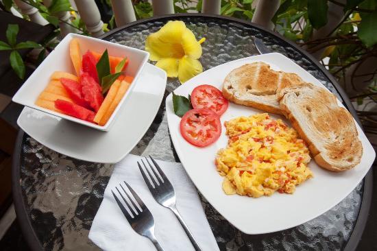 Hotel Boutique Casa del Coliseo : Desayuno