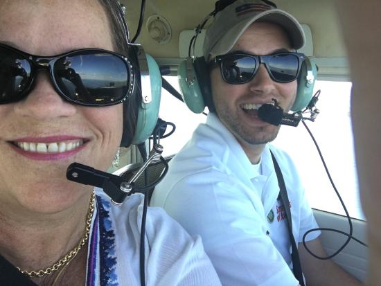 Trenton, ME: The best fun in Bar Harbor! Scott the pilot was simply incredible. Thanks guys! It was beautiful