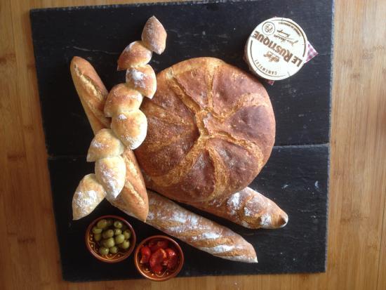 Abergavenny, UK: Continental Breads Class