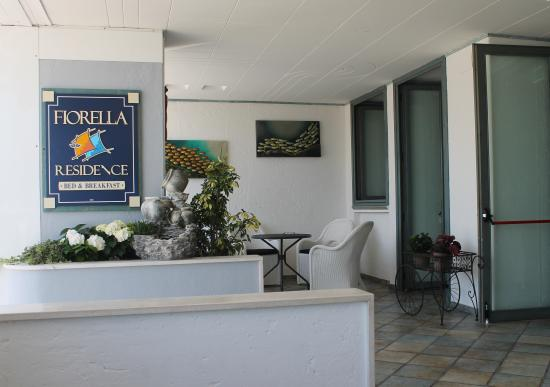 Residence Hotel Fiorella : Ingresso
