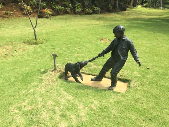 Kilauea, Hawái: Sculpture