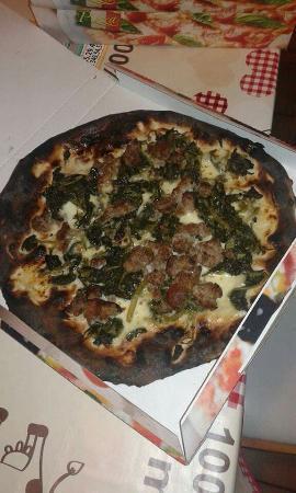 Ristorante Pizzeria Il Cantuccio In Bergamo Con Cucina