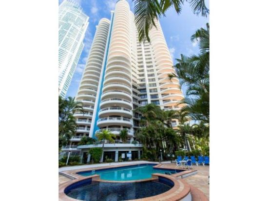 Photo of Aegean Apartments Surfers Paradise