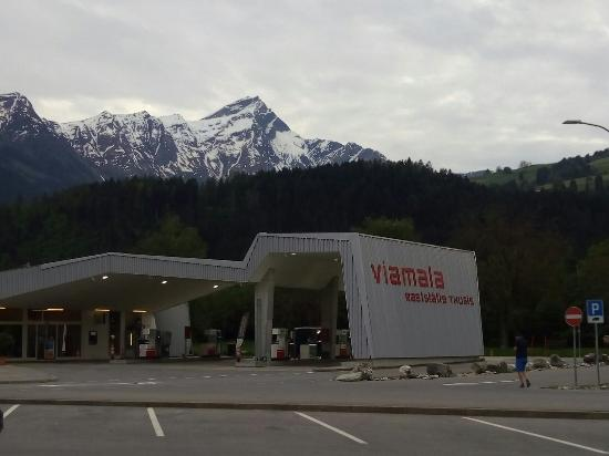 Viamala Raststatte Thusis AG: IMG_20160526_193730_large.jpg