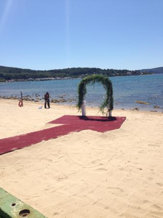 Matrimonio Spiaggia Alghero : Matrimonio in spiaggia picture of hotel corte rosada resort