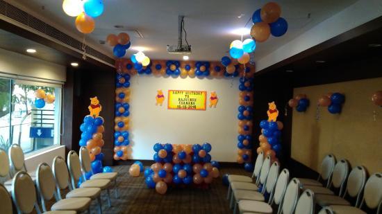Birthday Party At Heerranj Picture of K10 Hotel Vadodara