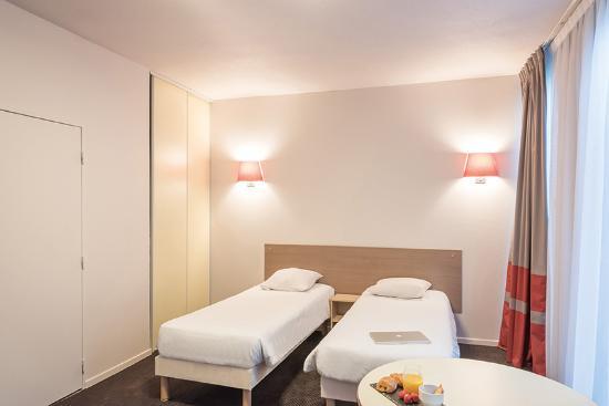 Appart 39 city lille grand palais hotel france voir les for Prix appart city