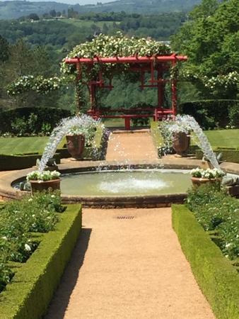 Salignac-Eyvigues, Frankrike: Lovely pastural garden.