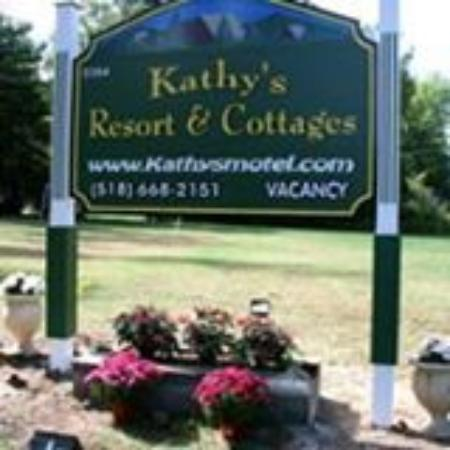 Kathy's Resort and Cottages: Welcome to Kathy's !