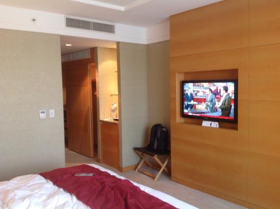 Talatona Convention Hotel: Большой ТВ, порядка 50 каналов