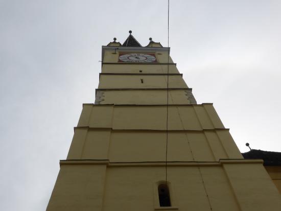 Medias, Rumania: La tour penchée.