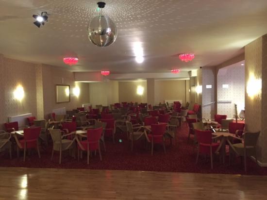 The New Beach Hotel: Ballroom