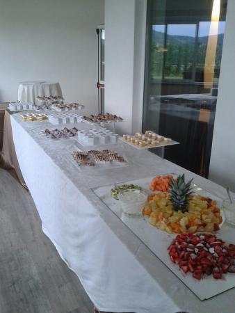 Ternate, Italia: Buffet dolci