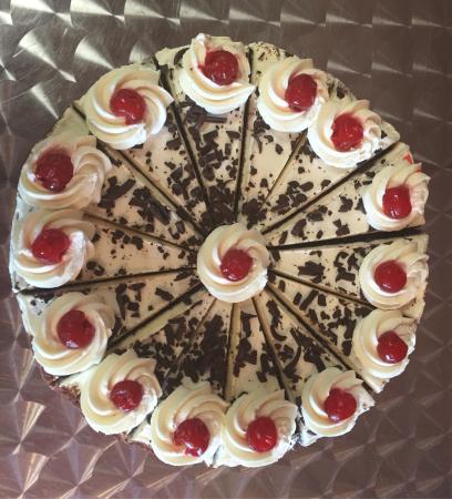 Third Street Deli: New Black Forest Torte