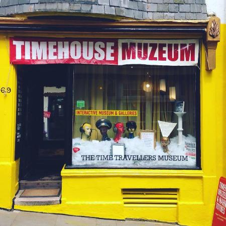 The Timehouse: a new and fresh exterior for the summer ahead!