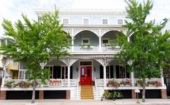 バージニア ホテル