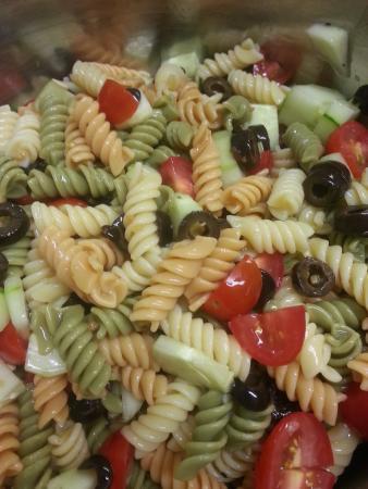 Lexington, SC: pasta salad
