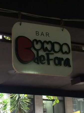 Bar Bunda de Fora