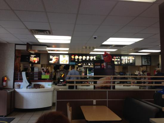 McDonald's: The Order Counter