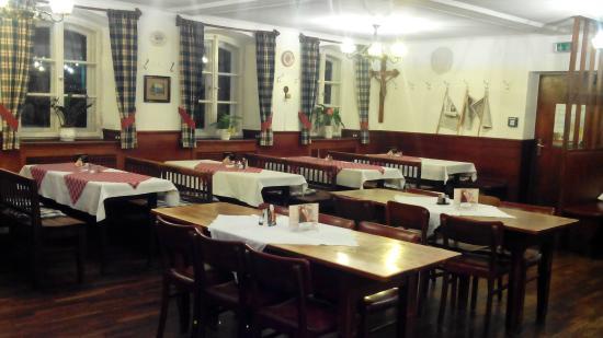 Mainburg, Tyskland: Sala ristorante