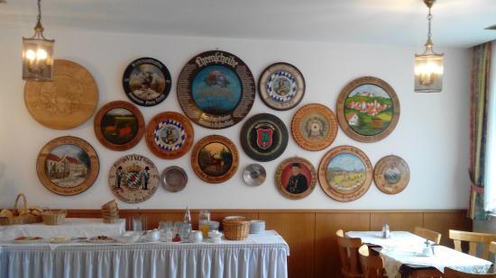 Mainburg, Tyskland: Sala colazioni