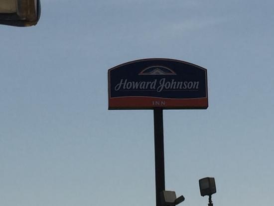 Jackson, TN: hotel sign, you can see it from highway