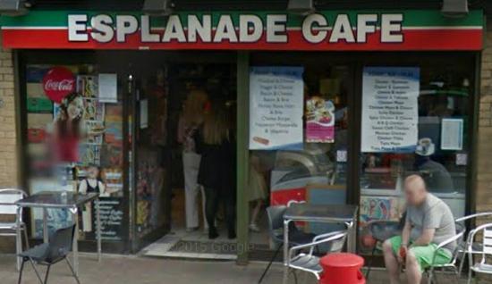 Esplanade Cafe